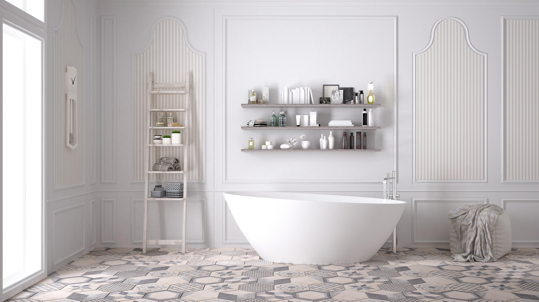 Spa w łazience Image