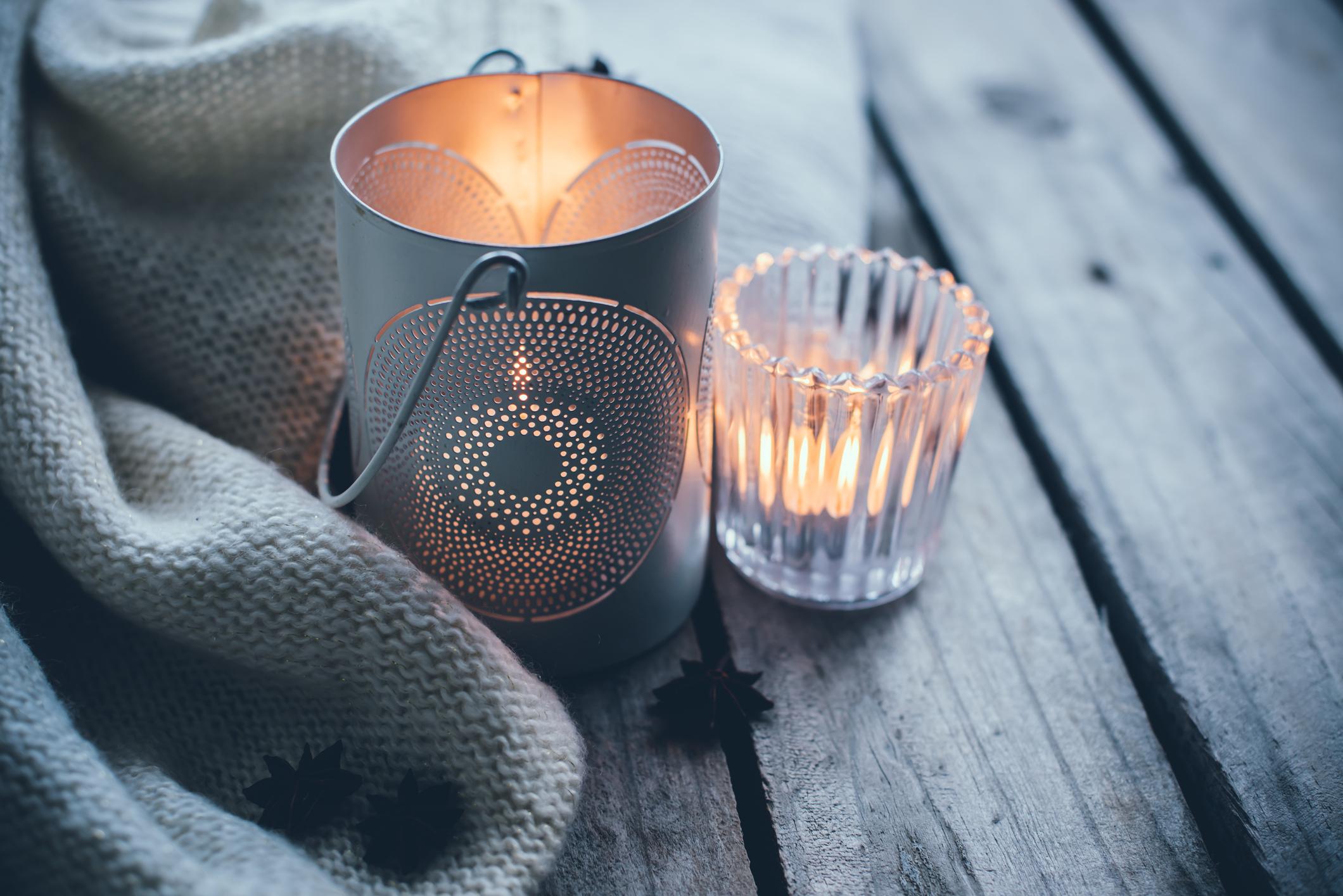 Ozdobne świeczki Image